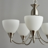 Satin Chrome 5 Light Fitting 4