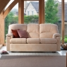G Plan Upholstery Chloe 3 Seater Double Recliner Sofa In Grade N