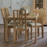 Bosco Slatted Chair 4