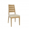 Romana Slatted Dining Chair 1