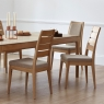 Romana Slatted Dining Chair 3