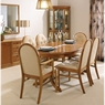 Trafalgar Sutcliffe Trafalgar Teak Goodwood Oval Dining Table