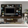 Cookes Collection Norway Walnut Entertainment Unit