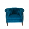 Alexander And James Jude Chair In Fabric