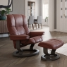 Stressless Mayfair Small Chair & Stool Classic Base 8