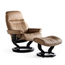 Stressless Sunrise Large Chair And Stool