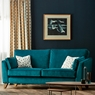 Cookes Collection Skyline 2 Seater Sofa