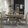 Cookes Collection Renoir Dining Table and 6 Dining Chairs