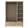 Cookes Collection Renoir Triple Wardrobe