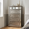 Cookes Collection Phoebe 5 Drawer Tall Chest