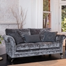 Cookes Collection Linwood 3 Seater Sofa - In Fabric F