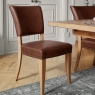 Cookes Collection Nantes Oak Dining Chair 5