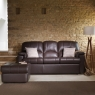 Chloe G Plan Chloe 3 Seater Sofa In Leather