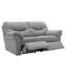 G Plan Washington 3 Seater Double Power Recliner Sofa