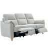 G Plan Spencer 3 Seater Double Electric Recliner Sofa