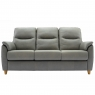 G Plan Spencer 3 Seater Sofa In Leather