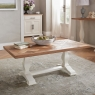 NANTES TWO TONE DINING Cookes Collection Nantes Coffee Table