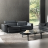 Natuzzi Editions Pensiero Electric Recliner Loveseat 2
