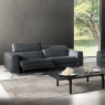 Natuzzi Editions Pensiero Electric Recliner Loveseat 4