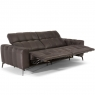 Natuzzi Editions Portento Large Electric Recliner Sofa 4