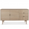 Cookes Collection Fino Scandi Oak Wide Sideboard