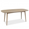 Cookes Collection Fino Scandi Oak Medium Dining Table