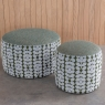 Orla Kiely Conway Large Footstool 2