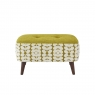 Orla Kiely Donegal Small Footstool 2