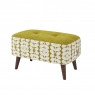 Orla Kiely Donegal Small Footstool 4