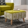 Orla Kiely Donegal Small Footstool 6