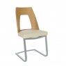 Ercol Romana Cantilevered Dining Chair
