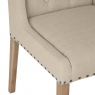 Cookes Collection Madeira Dining Chair Beige 7
