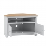 Cookes Collection Madeira Corner TV Unit 3