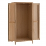 Cookes Collection Blackburn 2 Door Wardrobe