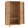 Cookes Collection Blackburn 2 Door Wardrobe 3