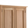 Cookes Collection Blackburn 2 Door Wardrobe 4