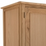 Cookes Collection Blackburn 2 Door Wardrobe with Drawer 4