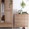 Cookes Collection Blackburn 2 Door Wardrobe with Drawer 6
