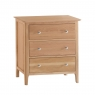 Cookes Collection Blackburn 3 Drawer Chest 1