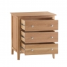 Cookes Collection Blackburn 3 Drawer Chest 2
