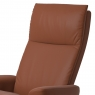 Stressless Aura Large Chair & Stool Classic Base 5