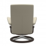 Stressless Dover Large Chair & Stool Signature Base 3