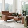 Stressless Stella 2 Seater Sofa in Leather 5