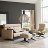 Stressless Stella 25 Seater Sofa in Leather 6