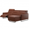 Stressless Emily Reclining 2 Seater with Long Seat  2