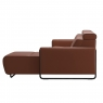 Stressless Emily Reclining 2 Seater with Long Seat  3