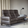 Stressless Wave High Back 3 Seater Sofa 3