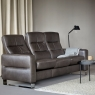 Stressless Wave High Back 3 Seater Sofa 4
