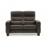 Stressless Wave High Back 2 Seater Sofa 1