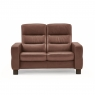 Stressless Wave High Back 2 Seater Sofa 3